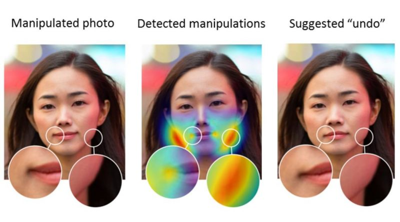 Adobe's New AI Can Spot Photoshopped Images & Reverse It To Original