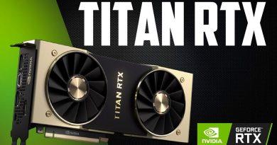 Nivida'snew GPU TITAN RTX has Monster power for Deep Learnings