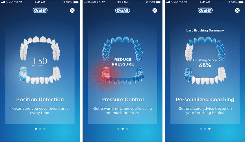 Oral-B GENIUS X An AI Integrated Toothbrush That Will Make You Brush Well 4