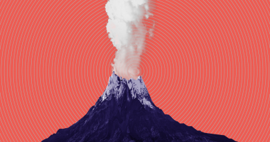 Researcher's New Machine Learning Model Helps To Predict Volcanic Eruptions