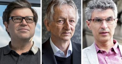 Three GodFathers Of AI Honored With Turing Award, The Nobel Prize Of Computing