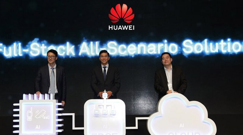 Huawei Upbeat Plans And Strategy On AI For India
