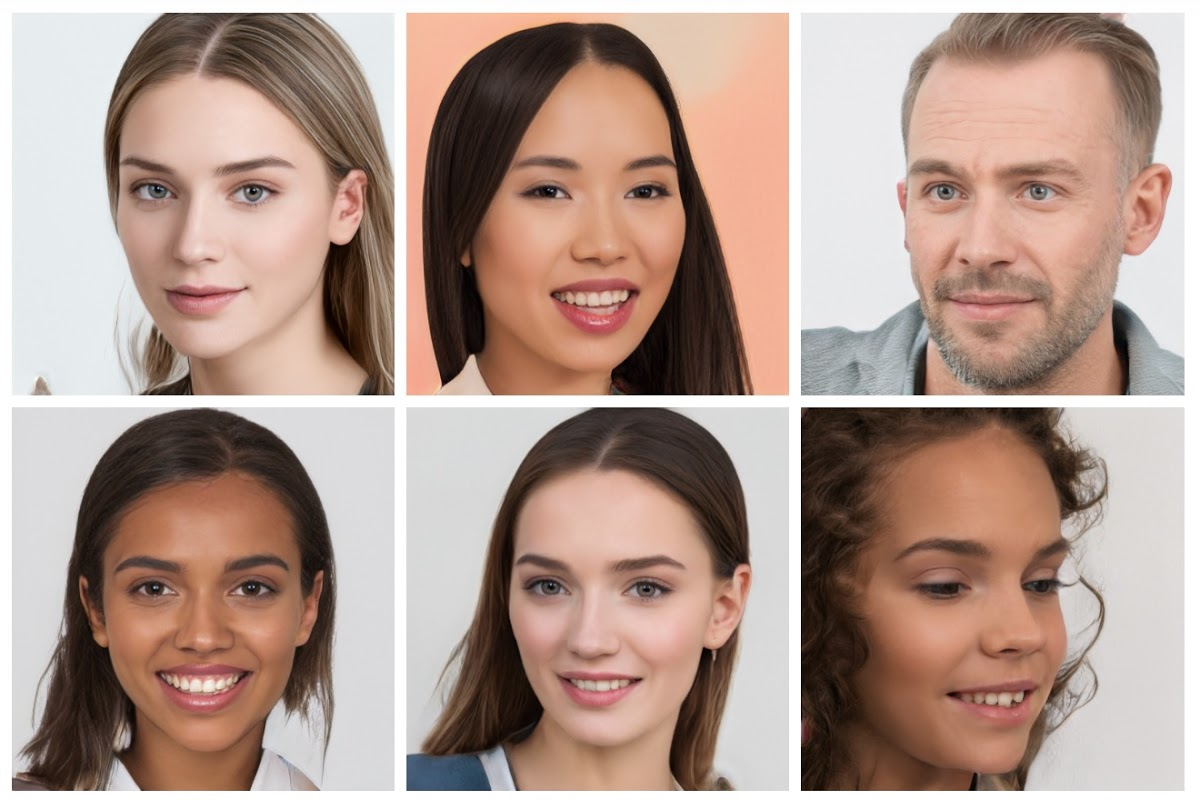 AI Creates 100K Computer-Generated Faces That Look So