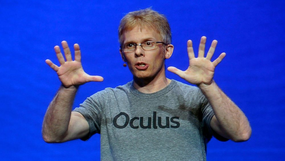 Oculus's CTO John Carmack Resigns To Build His Dream AI Project 'before I get too old'